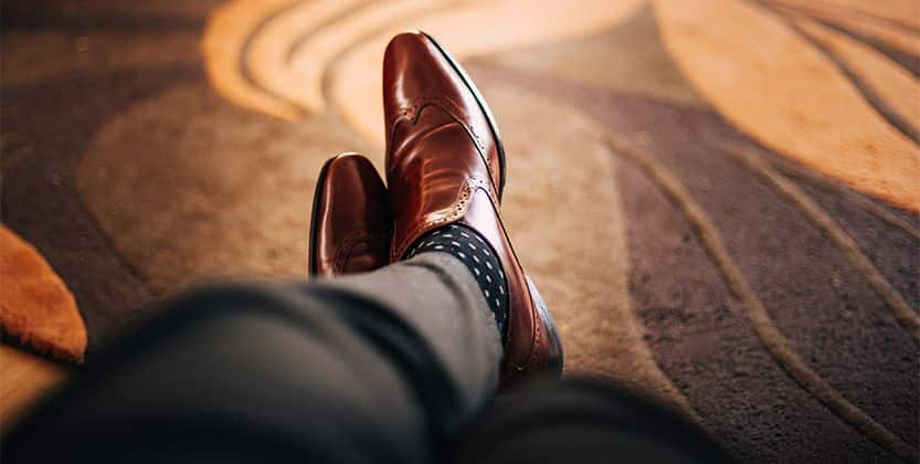 The First 5 Dress Shoes Every Man Should Buy