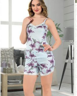 Women-top-short-pajama-set-WYTPJ012-100pcs
